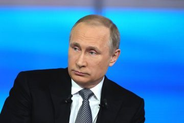 Presidente Rusia, Putin