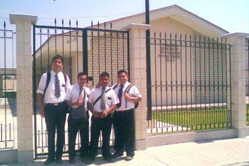 iglesia de jesucristo de los santos