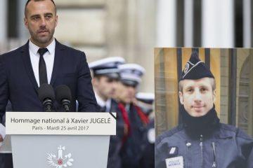 policia asesinado en francia