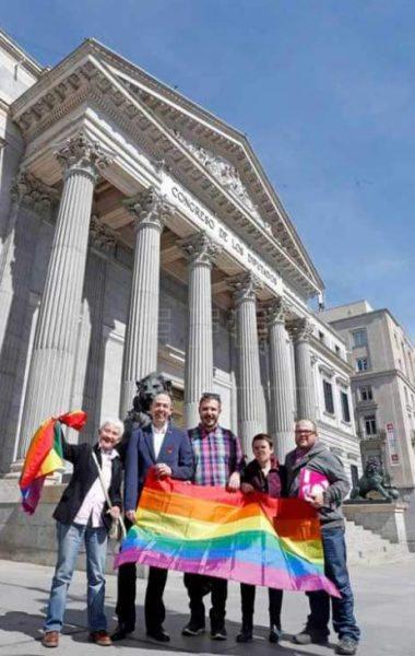 Ley de Igualdad LGTB
