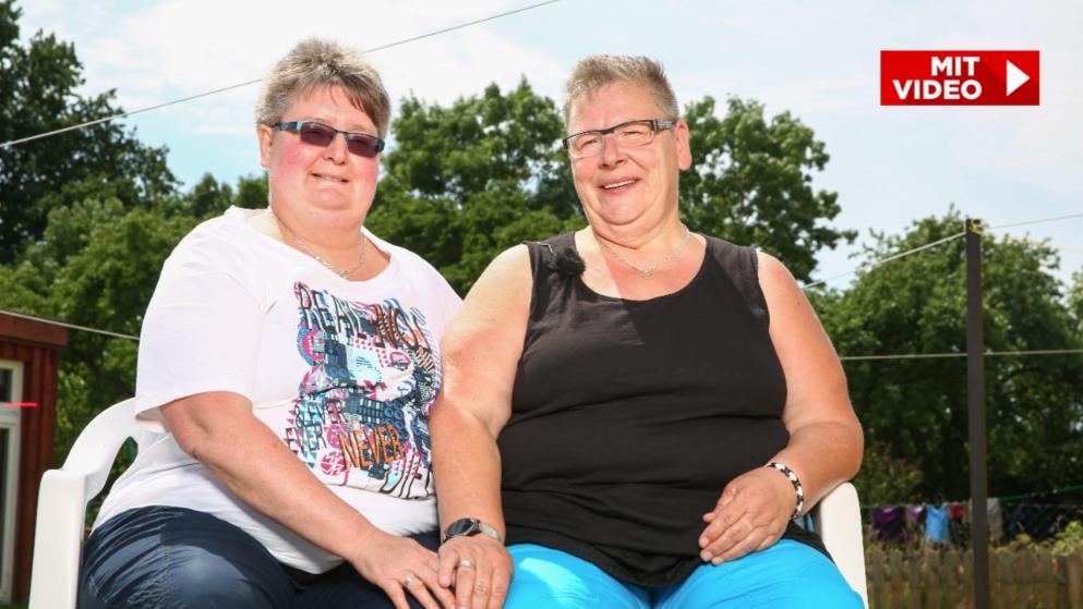 La Pareja De Lesbianas Que Hizo Cambiar De Opinion A Merkel
