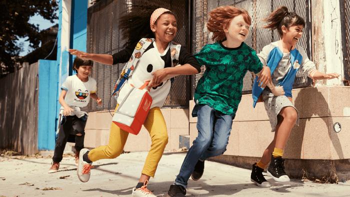 d93c9726f Target crea una colección de ropa de género neutro para niños