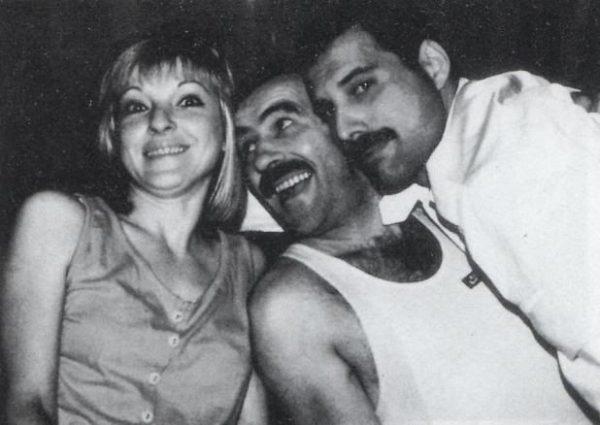 La historia de amor entre Freddie Mercury y Jim Hutton (+Video)