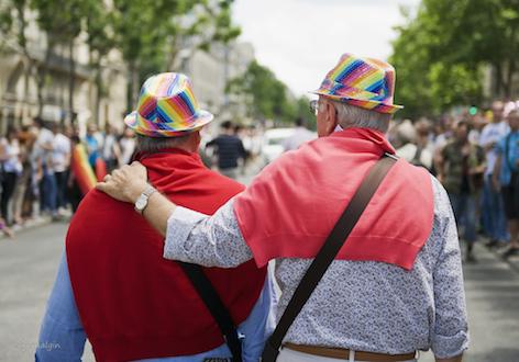 2019, el año de la visibilización de los mayores LGTBI y recuperación de la  memoria histórica - Oveja Rosa - Revista sobre familias y amor homosexual