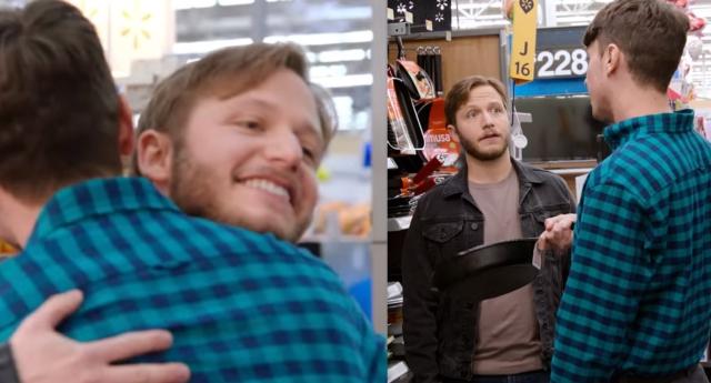 7325ec4e3 El amor está en los pasillos  según el supermercado Walmart - Oveja ...