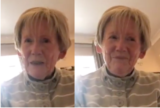 Abuela lesbiana