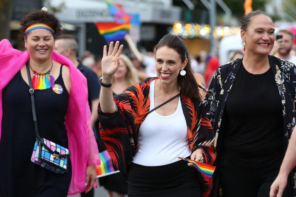 Parlamento LGTB Nueva Zelanda