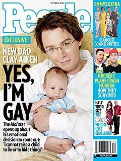 clay aiken gay