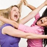 FRIENDS-FIGHTING