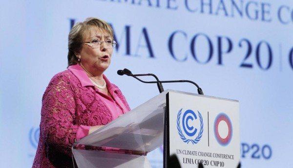 Presidenta Chile