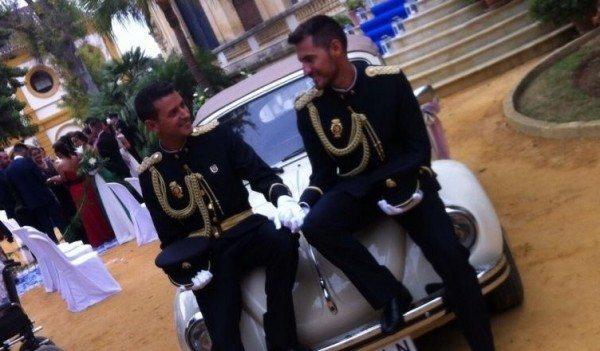 boda Policía Nacional 1