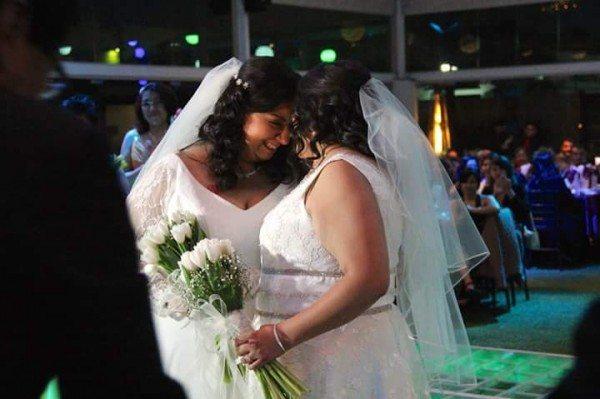 novias lesbianas mexico