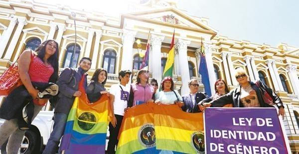 bolivia-LEY identidad de género