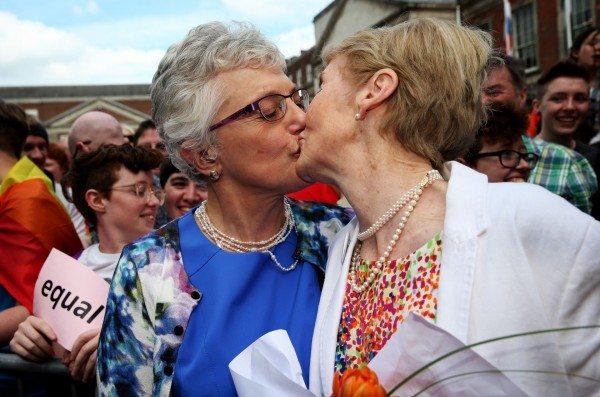 ministra irlandesa se casa