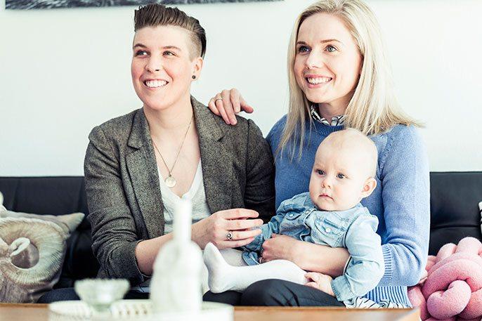lesbianas embarazo según la edad