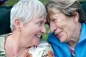 lesbianas mayores