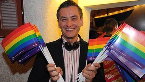 Robert Biedron, primer alcalde abiertamente gay de Polonia