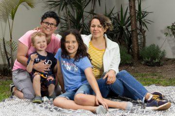 Familia lesbomarental
