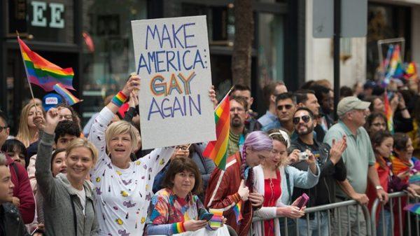 Make América gay again